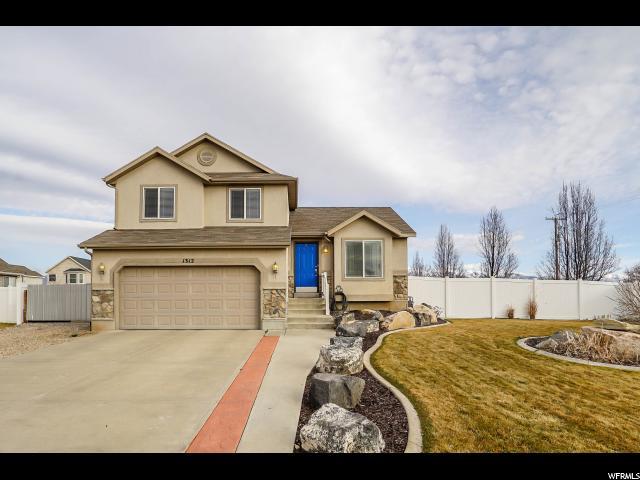 单亲家庭 为 销售 在 1312 N 2700 W 1312 N 2700 W Clinton, 犹他州 84015 美国
