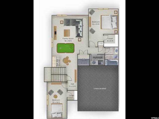 14238 S BELLA VEA DR Unit 9 Herriman, UT 84096 - MLS #: 1504160