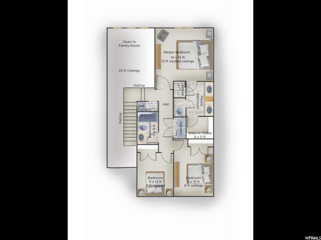 14242 S BELLA VEA DR Unit 10 Herriman, UT 84096 - MLS #: 1504168