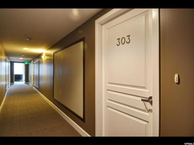 143 E FIRST AVE Unit 303 Salt Lake City, UT 84103 - MLS #: 1504177