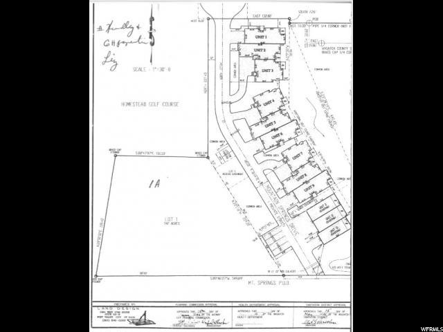 586 N MOUNTAIN SPRINGS DR Midway, UT 84049 - MLS #: 1504188