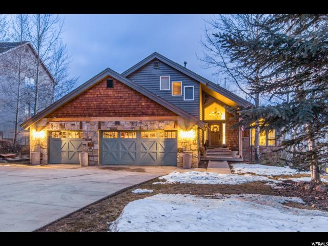 Single Family for Sale at 2589 W DAYBREAKER Drive 2589 W DAYBREAKER Drive Park City, Utah 84098 United States