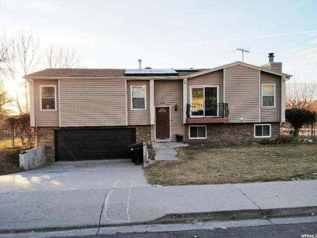 Single Family for Sale at 296 S 1065 W 296 S 1065 W Orem, Utah 84058 United States