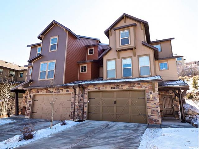 Townhouse for Sale at 875 W ABIGAIL Drive 875 W ABIGAIL Drive Kamas, Utah 84036 United States