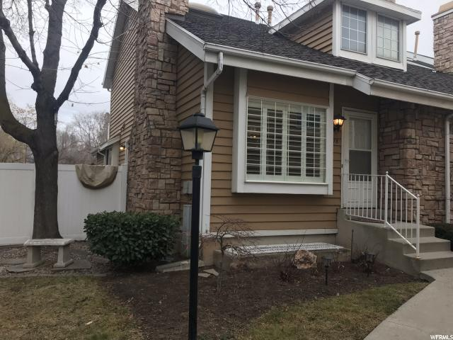 Home for sale at 3378 S Shady Tree Ct #15, Salt Lake City, UT 84106. Listed at 319900 with 2 bedrooms, 3 bathrooms and 1,632 total square feet
