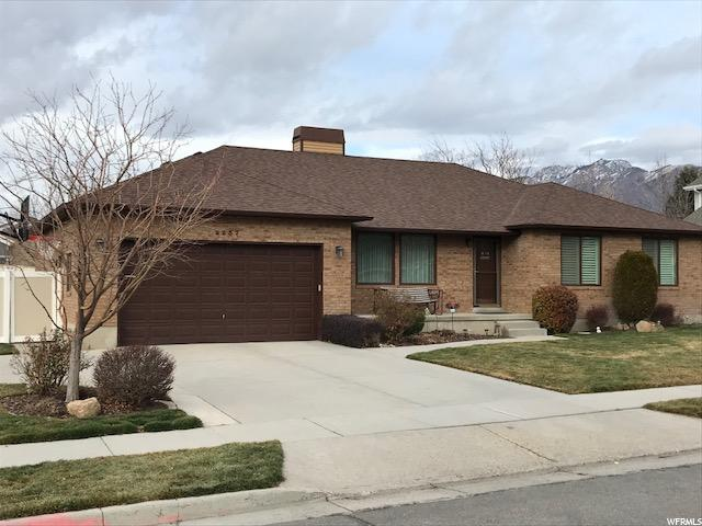 2237 E WILLOW HILLS DR Sandy, UT 84093 - MLS #: 1504324