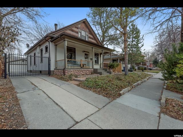 1539 S 1000 Salt Lake City, UT 84105 - MLS #: 1504350