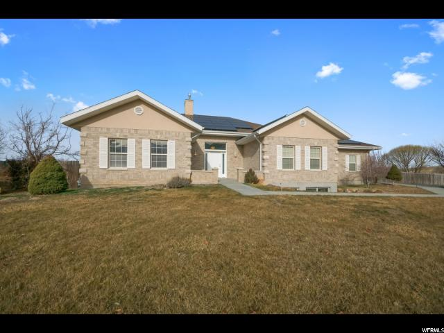 Single Family للـ Sale في 1615 E COUNTRY Lane 1615 E COUNTRY Lane Erda, Utah 84074 United States