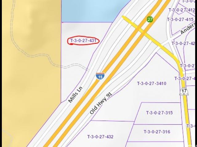 115 I15 & MILL ANDERSON JCT. LN Toquerville, UT 84774 - MLS #: 1504382