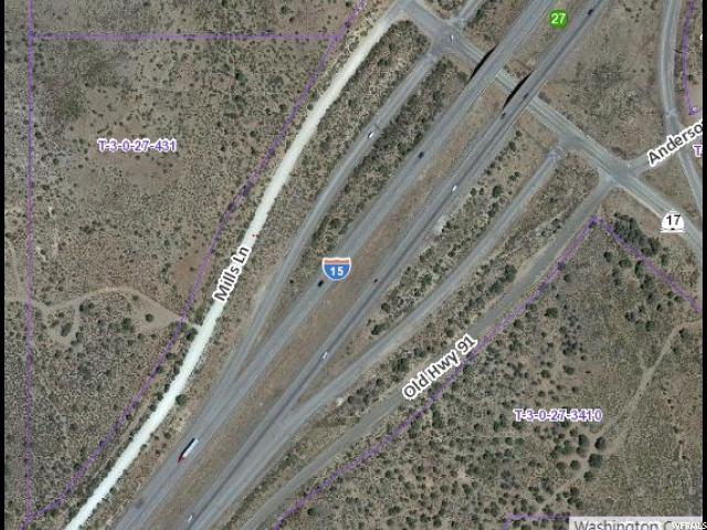 Land for Sale at 115 I15 & MILL ANDERSON JCT. Lane 115 I15 & MILL ANDERSON JCT. Lane Toquerville, Utah 84774 United States