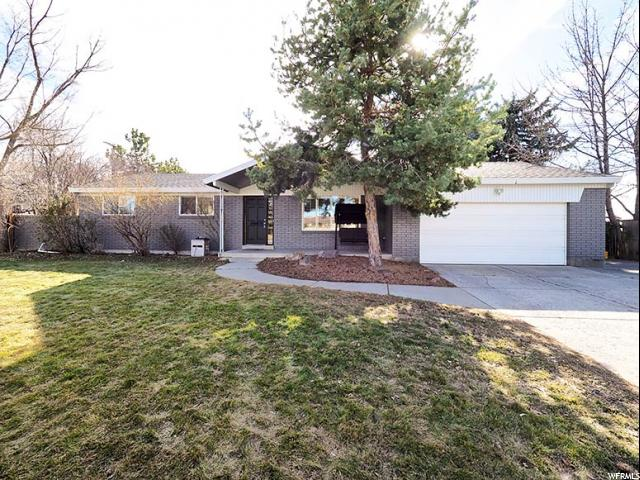 1278 E DARBY CIR, Salt Lake City UT 84117