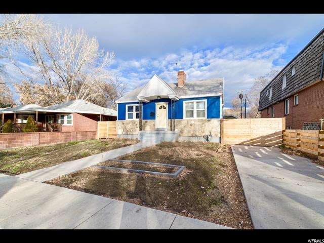 Single Family for Sale at 1471 S ROBERTA Street 1471 S ROBERTA Street Salt Lake City, Utah 84115 United States