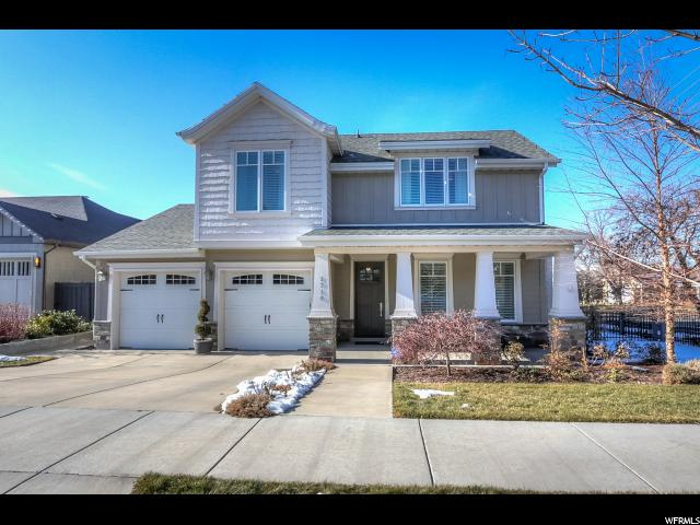 Home for sale at 1710 Soleil Cv, Salt Lake City, UT  84108. Listed at 1020000 with 5 bedrooms, 4 bathrooms and 4,644 total square feet