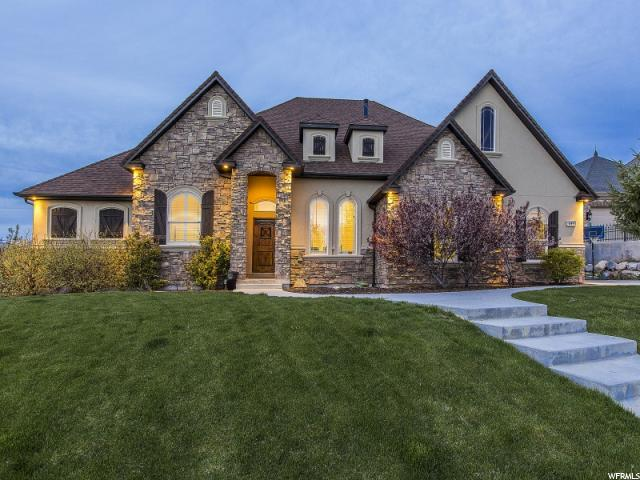 649 S CORDOVA CT North Salt Lake, UT 84054 - MLS #: 1504479