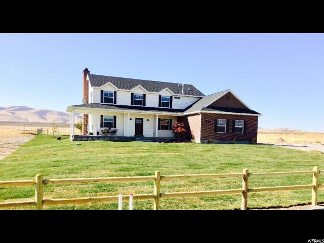 Single Family for Sale at 18643 N 6000 W 18643 N 6000 W Garland, Utah 84312 United States