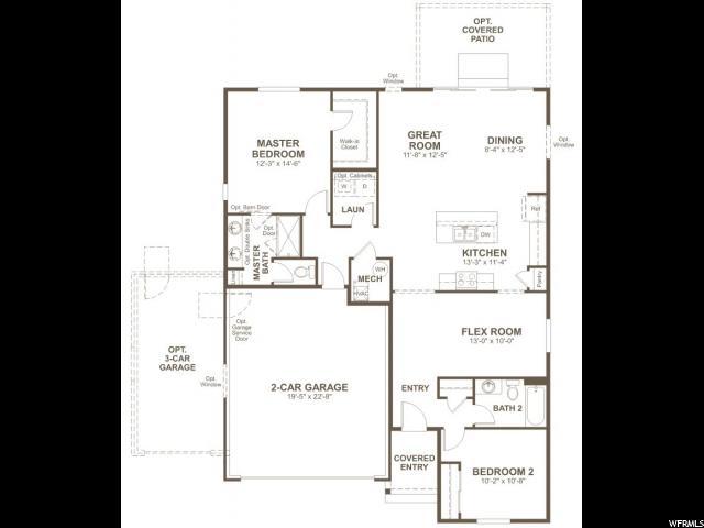 277 W QUARTZ RD Unit 531 Tooele, UT 84074 - MLS #: 1504526