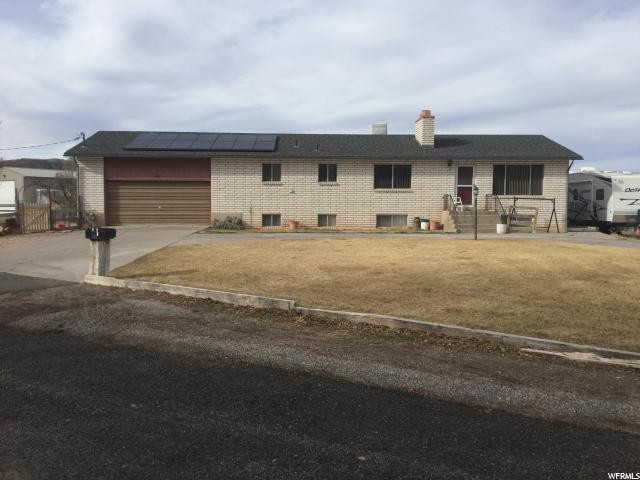 Один семья для того Продажа на 95 E 100 N 95 E 100 N Central Valley, Юта 84754 Соединенные Штаты