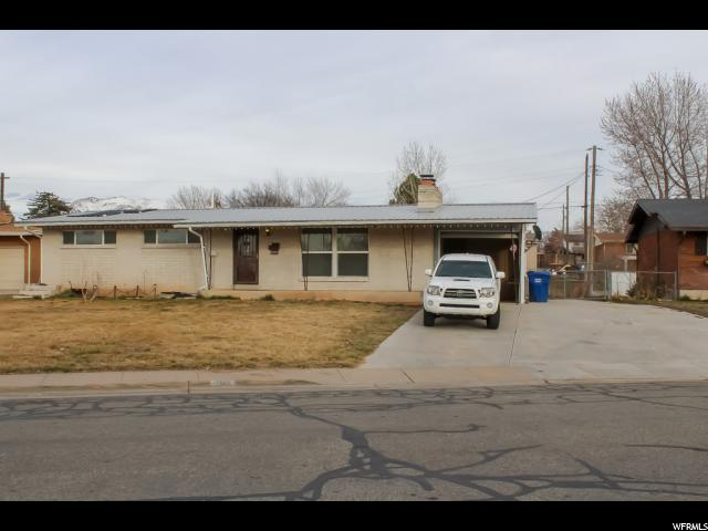 Single Family للـ Sale في 2172 N 350 W 2172 N 350 W Sunset, Utah 84015 United States