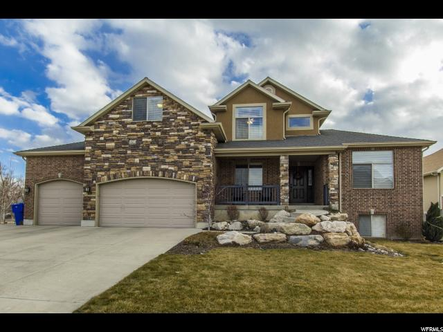 Single Family for Sale at 4561 W 1650 N 4561 W 1650 N West Point, Utah 84015 United States