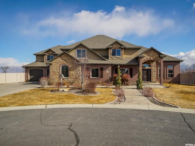 Single Family للـ Sale في 5410 W 4050 S 5410 W 4050 S Unit: 4 Hooper, Utah 84315 United States