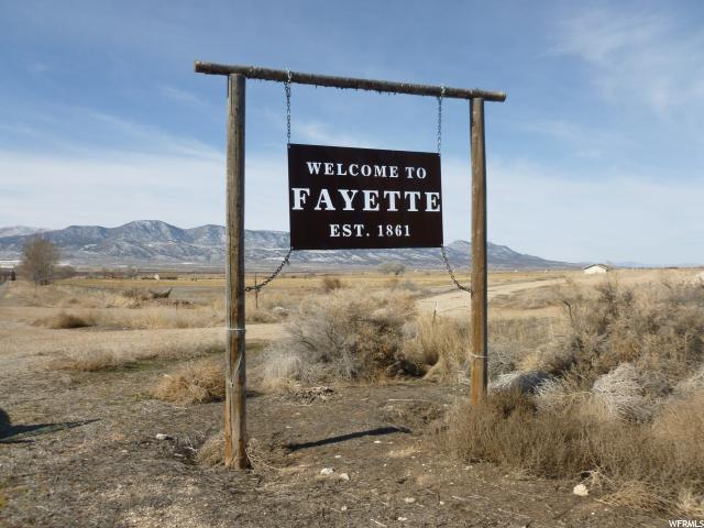 210 N 200 Fayette, UT 84630 - MLS #: 1504626