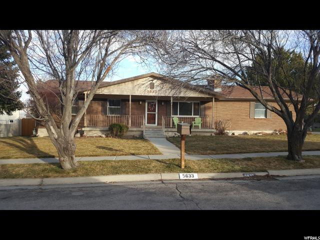Single Family for Sale at 5633 S EASTON Street 5633 S EASTON Street Taylorsville, Utah 84129 United States