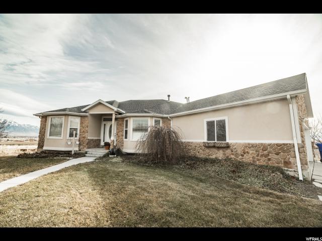 Unique la famille pour l Vente à 3111 W 1000 N 3111 W 1000 N Tremonton, Utah 84337 États-Unis