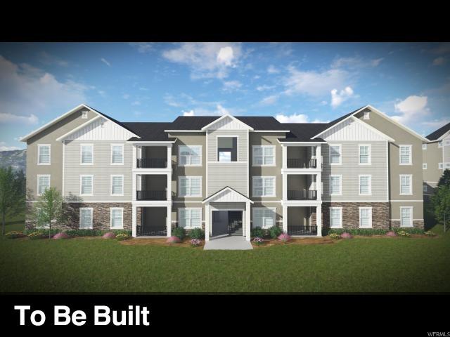 Appartement en copropriété pour l Vente à 14506 S RONAN Lane 14506 S RONAN Lane Unit: N102 Herriman, Utah 84096 États-Unis