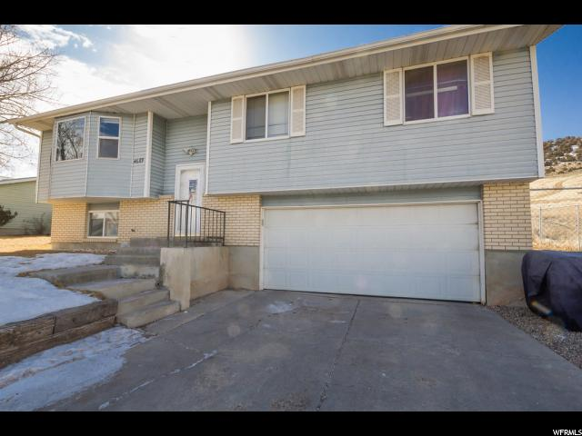 4689 W HILLSIDE DRIVE Vernal, UT 84078 - MLS #: 1504865