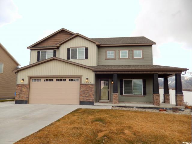 单亲家庭 为 销售 在 1224 S 900 W 1224 S 900 W Logan, 犹他州 84321 美国