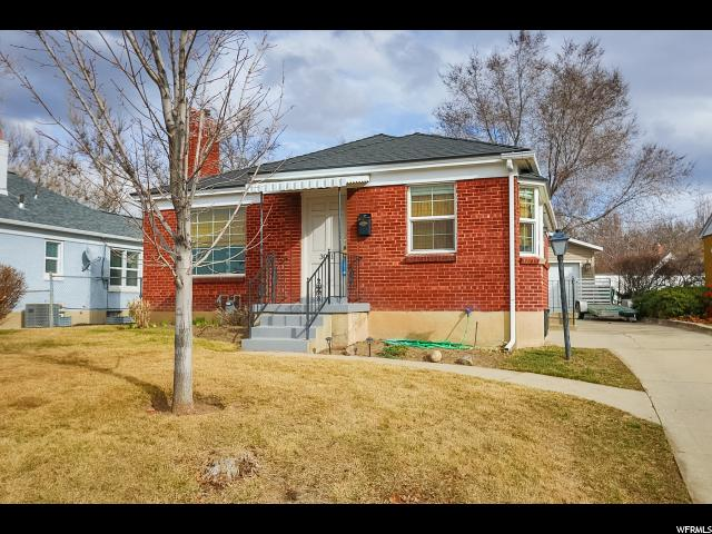 Home for sale at 3021 S Mountair Dr, Salt Lake City, UT  84106. Listed at 385000 with 3 bedrooms, 2 bathrooms and 1,802 total square feet