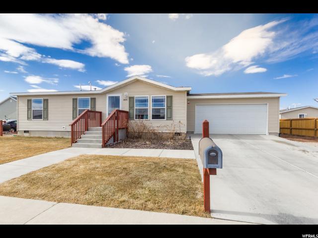 Single Family للـ Sale في 2034 S 150 W 2034 S 150 W Vernal, Utah 84078 United States