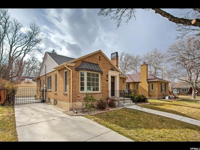 1712 PRINCETON AVE Salt Lake City, UT 84108 - MLS #: 1504941