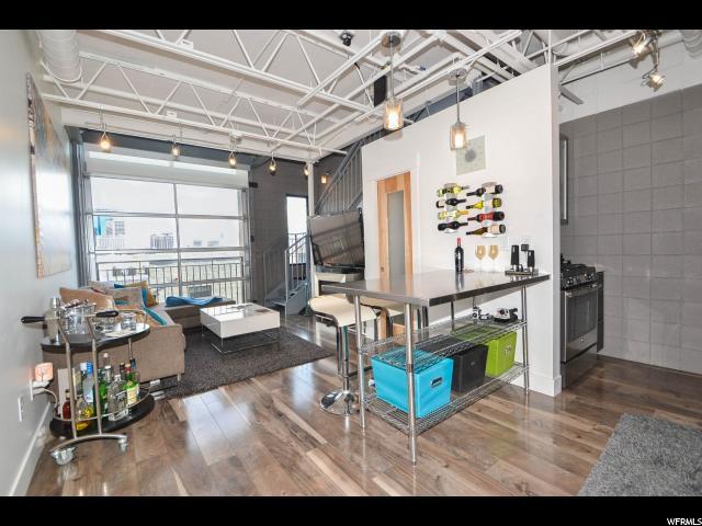 360 W 300 Unit 613 Salt Lake City, UT 84101 - MLS #: 1504951