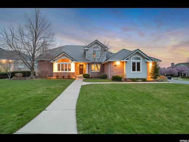 Один семья для того Продажа на 2101 N SUMMERWOOD 2101 N SUMMERWOOD Farmington, Юта 84025 Соединенные Штаты