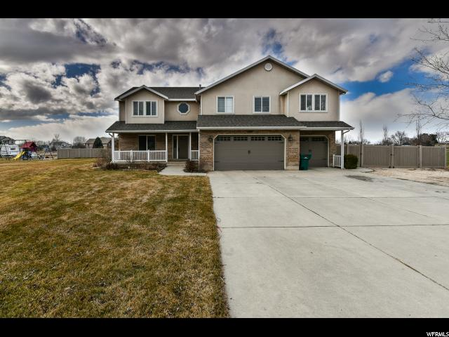Single Family for Sale at 4309 S 5500 W 4309 S 5500 W Hooper, Utah 84315 United States