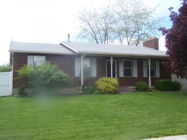 Один семья для того Продажа на 446 S FLINT Street 446 S FLINT Street Layton, Юта 84041 Соединенные Штаты