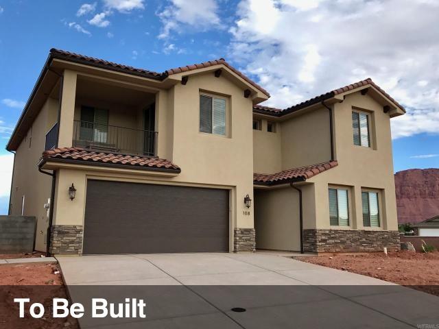 Single Family للـ Sale في 3837 LAZY RIVER Circle 3837 LAZY RIVER Circle Unit: 99 Santa Clara, Utah 84765 United States