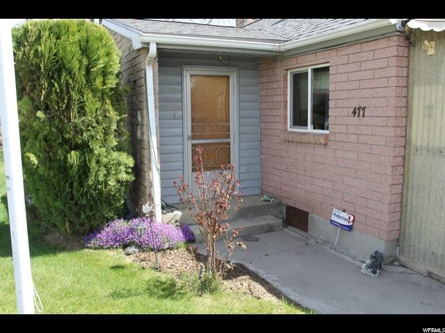 477 W CENTER Pleasant Grove, UT 84062 - MLS #: 1505191