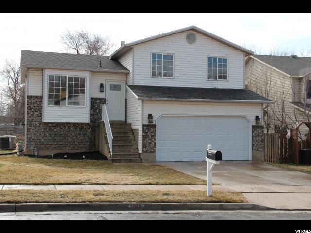 单亲家庭 为 销售 在 1013 W 1640 N 1013 W 1640 N Clinton, 犹他州 84015 美国