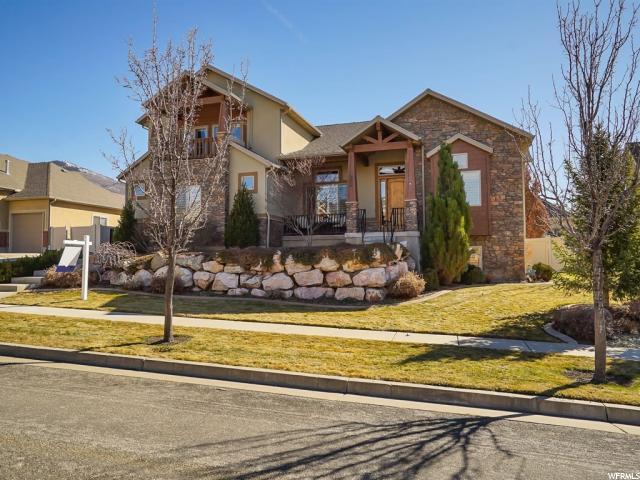 Single Family for Sale at 2278 E 425 N 2278 E 425 N Layton, Utah 84040 United States