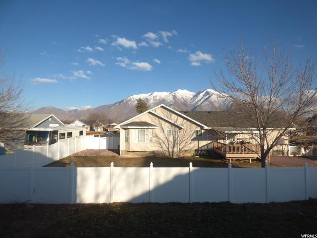 857 S 1520 Spanish Fork, UT 84660 - MLS #: 1505222