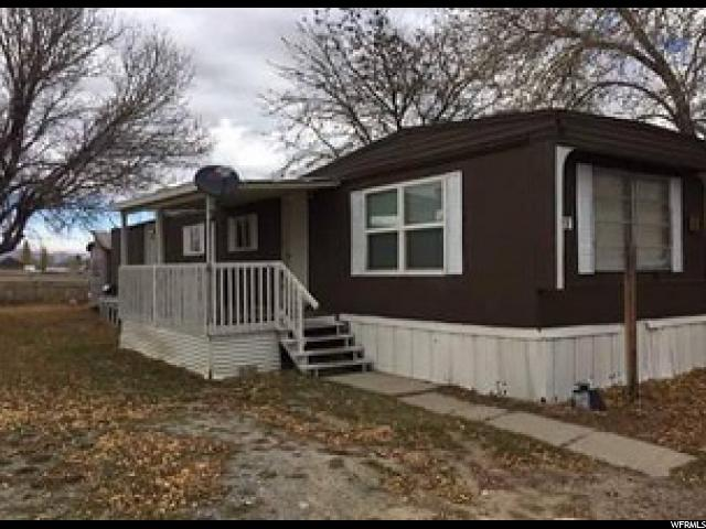 Single Family Home for Sale at 50 S 1500 W 50 S 1500 W Vernal, Utah 84078 United States