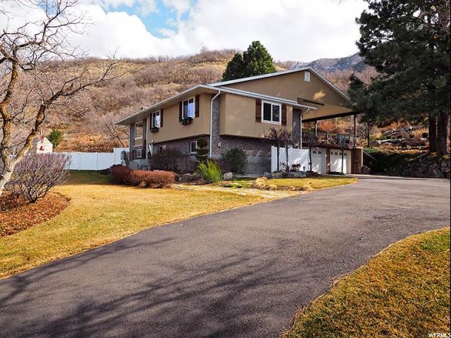 单亲家庭 为 销售 在 7980 S 2800 E 7980 S 2800 E South Weber, 犹他州 84405 美国