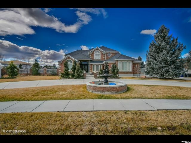 Single Family for Sale at 9202 S KENSINGTON PARK Drive 9202 S KENSINGTON PARK Drive West Jordan, Utah 84088 United States