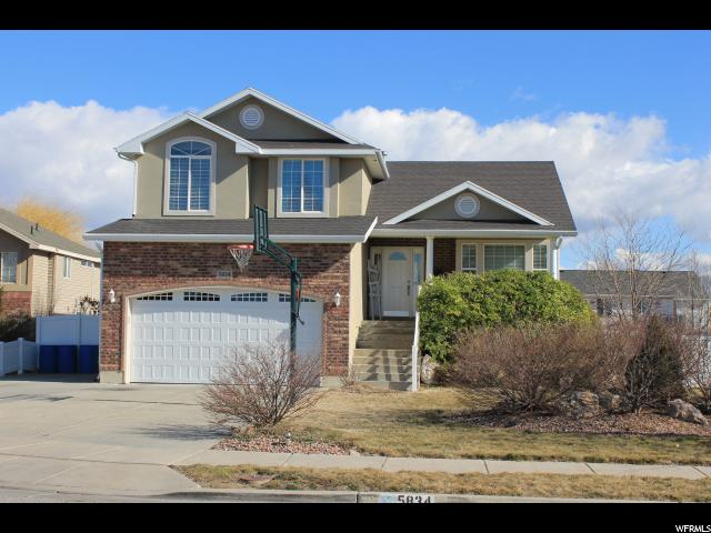 Single Family for Sale at 5834 S 4175 W 5834 S 4175 W Roy, Utah 84067 United States