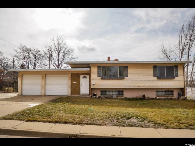 Single Family للـ Sale في 353 W 825 N 353 W 825 N Sunset, Utah 84015 United States