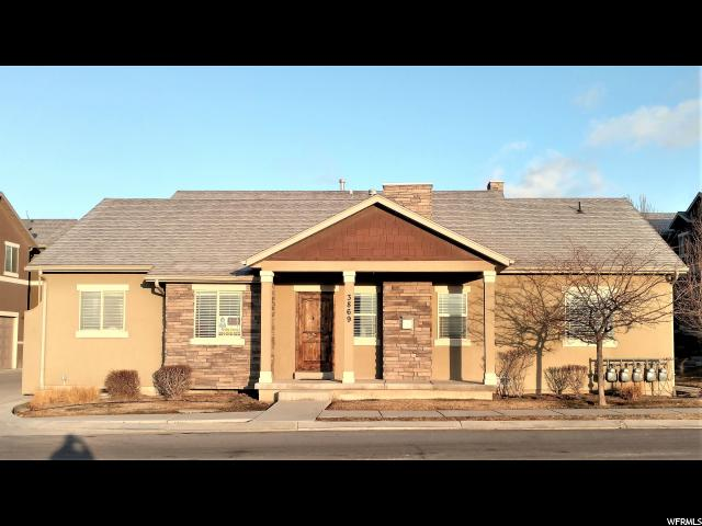 Doble Inicio por un Venta en 3869 E CUNNINGHILL Drive 3869 E CUNNINGHILL Drive Eagle Mountain, Utah 84005 Estados Unidos