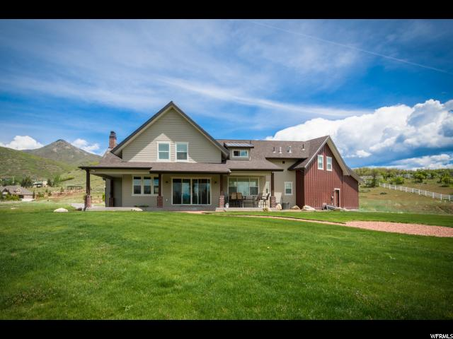 380 DEER RIDGE DR Unit 3 Midway, UT 84049 - MLS #: 1505337