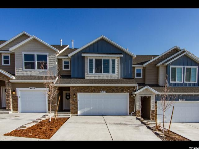 Townhouse for Sale at 4190 N CRESTHAVEN Lane 4190 N CRESTHAVEN Lane Lehi, Utah 84043 United States